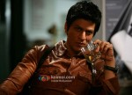 Shah Rukh Khan with his glass in Don 2 Movie