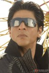 Shah Rukh Khan strikes a pose in Billu Barber Movie