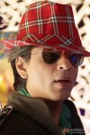 Shah Rukh Khan hats it in Billu Barber Movie