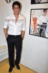 Shah Rukh Khan At Dabboo Ratnani's Calendar 2011 Launch Event