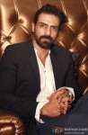 Arjun Rampal at the unveiling of dynamic new look of LAP