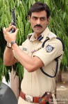 Arjun Rampal poses with a gun in Chakravyuh Movie