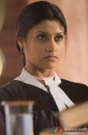 Konkona Sen Sharma as a Lawyer in a still from Right Yaaa Wrong Movie