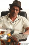 Arjun Rampal Snapped Looking Smart With A Hat
