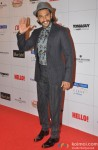 Ranveer Singh during the Hello Hall of Fame Awards 2013