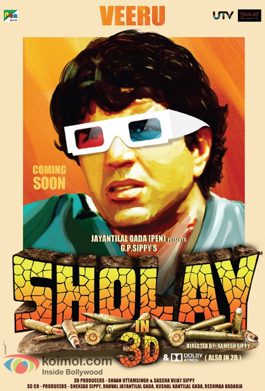 Sholay 3d Full Movie Download