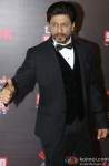 Dapper Looking Shah Rukh Khan At Screen Awards