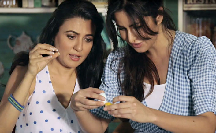 Teaser of The Mini Truck's First Episode featuring Katrina Kaif Out Now!