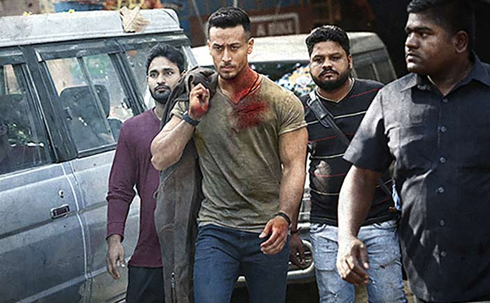 Photo Tiger Shroffs Look From Baaghi 2 Is Surely A Mysterious One