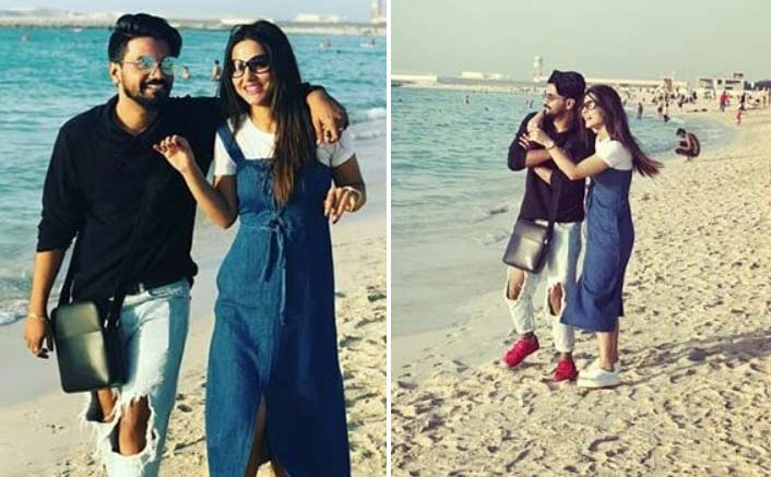 Hina Khan S Romantic Getaway With Her Boyfriend Rocky Jaiswal In Dubai