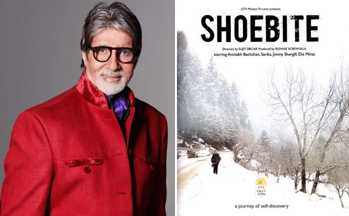 964ee5b5e2 Amitabh Bachchan  Put Aside Issues   Give Shoebite A Chance