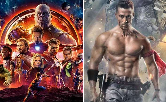 Avengers: Infinity War Beats Baaghi 2 To Become The 2nd