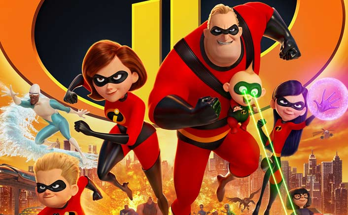 Incredibles 2 India Box Office: No Competition From Race 3!