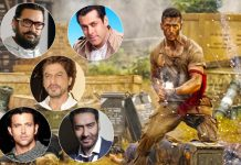 Tiger Shroff joins the league of Aamir, Salman, SRK, Hrithik, and Ajay with Baaghi 2