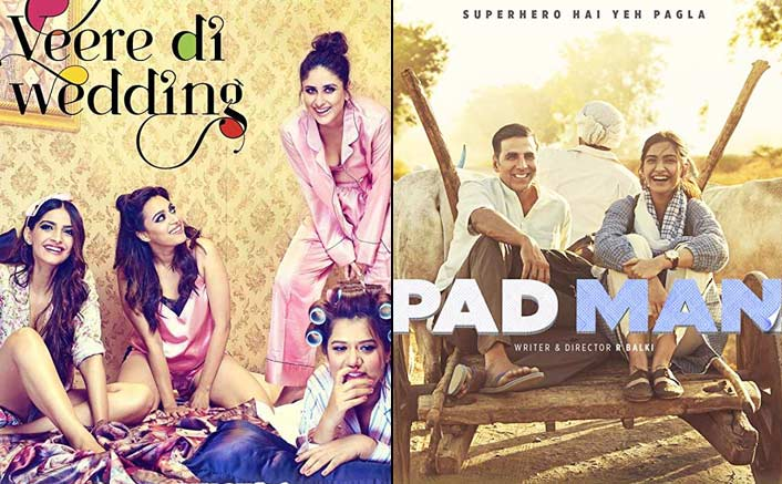 Veere Di Wedding Beats Padman; Enters The List Of Highest Grossing Movies Of 2018
