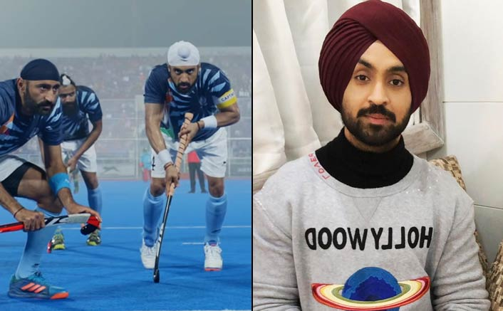 Wasn't confident of pulling off a hockey-based film, says Diljit Dosanjh