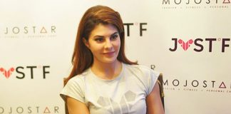 Jacqueline Fernandez comes up with active wear label Just F