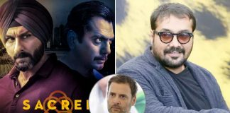 'Sacred Games': Kashyap does a 'yay' on Rahul Gandhi's remark
