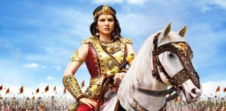 Sunny Leone always wanted to play a warrior