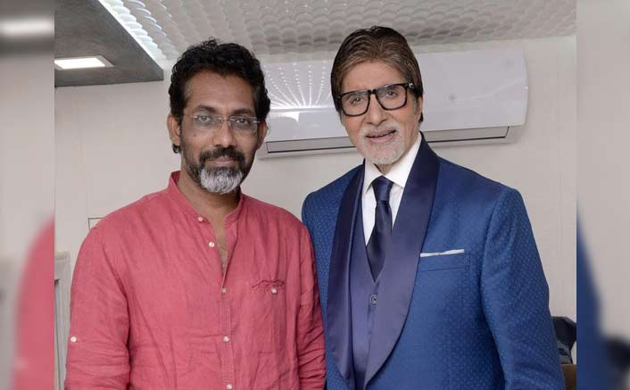 Amitabh Bachchan to start shooting for 'Jhund' in November