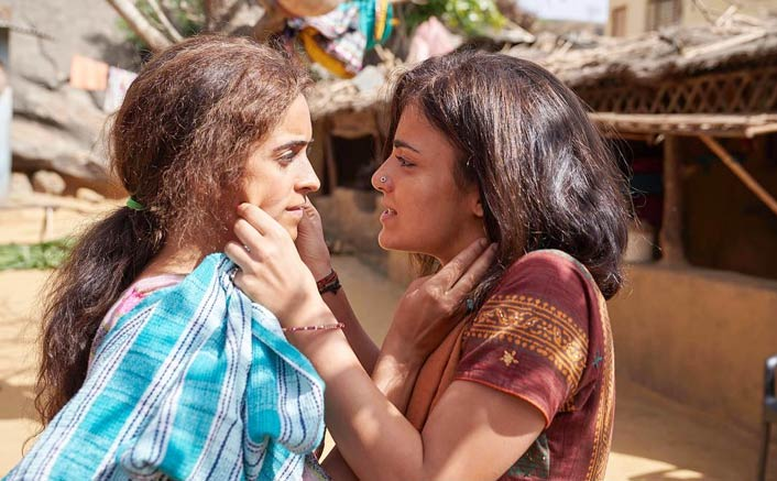 Pataakha Movie Review Faster: Radhika Madan and Sanya Malhotra are second to none!