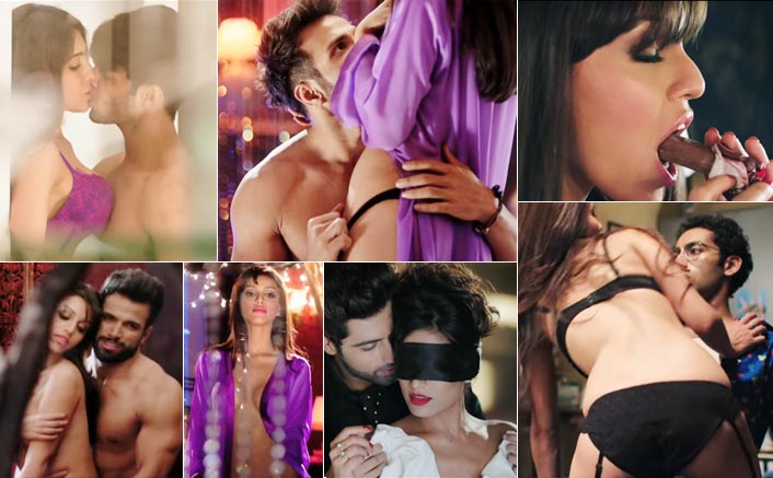 X.X.X Trailer: Breaks All The Levels Of HOTNESS For A Web Series!